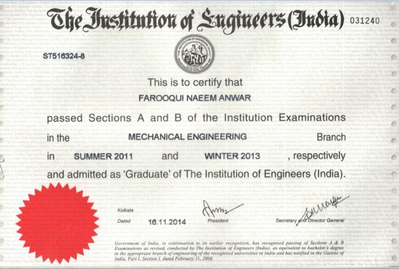 Amie degree certificate sample image collections certificate amie degree certificate sample thank you for visiting yadclub nowadays were excited to declare that we have discovered an incredibly interesting topic to yadclub Choice Image